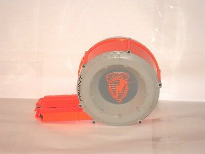 Nerf Raider CS-35 N-Strike Ammo Drum 35 Dart Count Round Magazine Clip