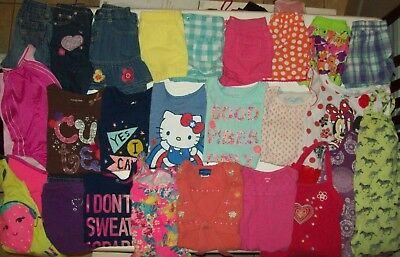 Girls clothes lot size 4 Girls Summer clothes lot size 4
