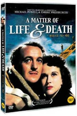 A Matter of Life and Death / Stairway To Heaven (1946) - DVD new