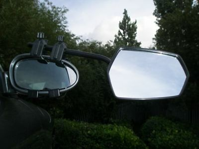 MGI Steady View Towing Mirror -Twin Pack - 3698