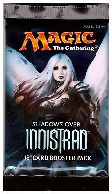 Shadows over Innistrad Booster - OVP - Englisch - Magic the Gathering