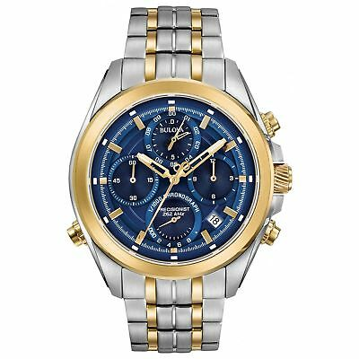 Bulova 98B276 Men's Chronograph Wristwatch