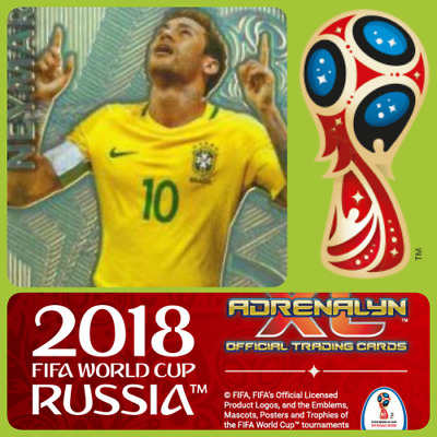 Adrenalyn XL World Cup 2018 | Complete Team Sets | Base Cards | Buy 3 Get 1 Free