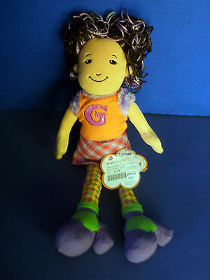 Adorable~GROOVY GIRLS~Plush Doll~LARISSA~with Tag~Awesome!!