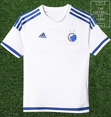 Copenhagen Home Shirt - adidas Boys FC København Football Jersey - All Sizes
