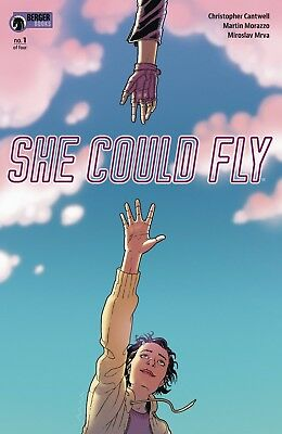 She Could Fly #1 (Mr) - 7/11/18