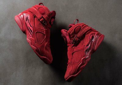 best sneakers 5c1b5 64530 NIKE AIR JORDAN 8 RETRO Valentines Day VIII AQ2449-614 Authentic Limited Lot