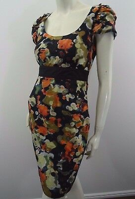 683fb71cfddea NWT ANTHROPOLOGIE CALENDULA Dress by Moulinette Soeurs Size 0 ...