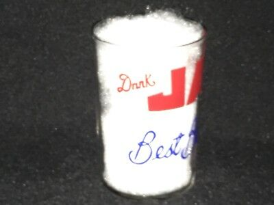 Jax Beer 4 Inch Shell Glass