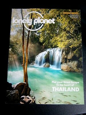 Lonely Planet Magazine April 2018 (new)
