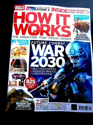 How It Works Magazine Issue 109 (new) 2018