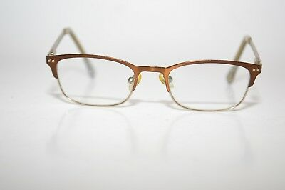 34d55d675f48 Lucky Brand Eyeglasses Frames Clever 45  17-130MM Brown