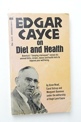 EVALUATING PSYCHIC TALENTS, Circulating File, Edgar Cayce
