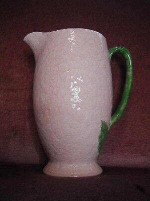 Falcon Ware Jug Made in England - approx 18.5cm tall