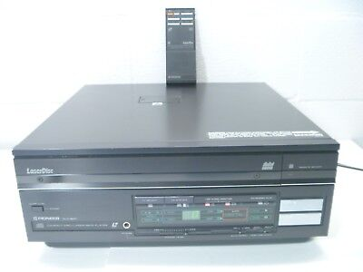 Vintage Pioneer LaserDisc LD CD Player CLD-900 - For Parts or Repair
