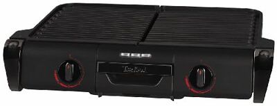 Tefal TG 8008 Grill Tabletop Electric 2400W Black barbecue - Barbecues & Gril...