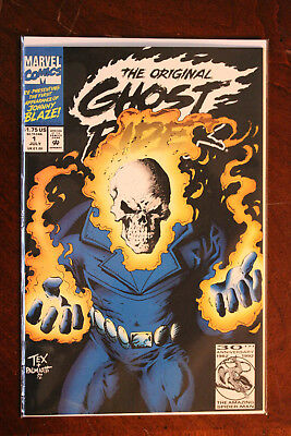The Original Ghost Rider #1 Comic Book (July 1992, Marvel) Bagged and Boarded