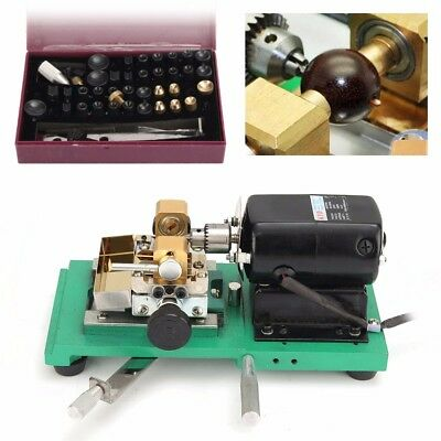 300W 110V 16000rpm Pearl Drilling Holing Machine Beads Driller Jewelry Tools Set
