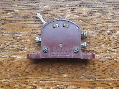 Hornby Dublo Point Switch. No Box.