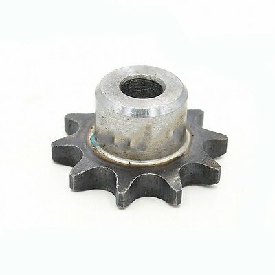 "#40 Chain Drive Sprocket 21/22/23/24/25T Pitch 1/2"" 12.7mm For 08B Roller Chain"
