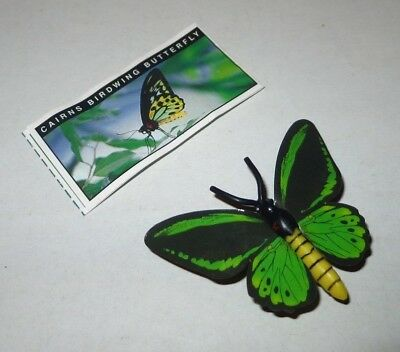 Yowie - Cairns Birdwing Butterfly - Series 3 - 1999 - WITH PAPERS - ede Y22