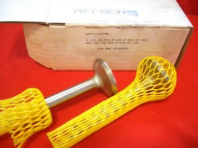 Lycoming O-320, IO-320, O340, HIO-360, IO-540 Aircraft Engine Exhaust  Valve