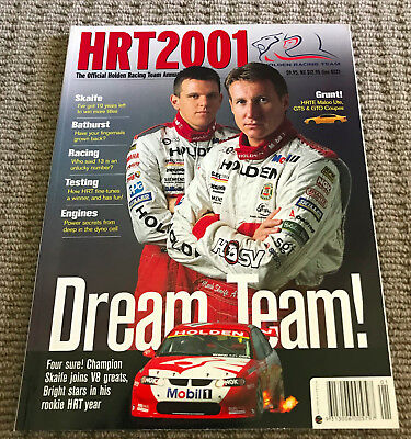 Holden HRT 2001 issue Includes HSV Coupe