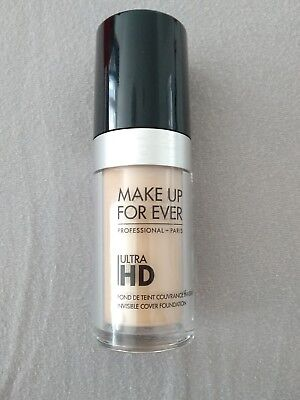 make up for ever hd foundation y225