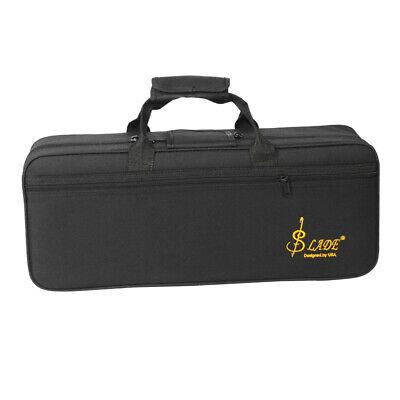 Oxford Fabric Trumpet Gig Bag Storage Case Container Brass Instrument Parts