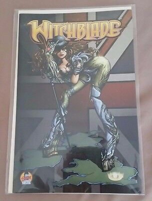 Image Comics: Witchblade London Super Comic Con Variant 1st Print