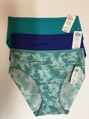 61d42e20c263 S 308 Soma Vanishing Edge Small Hipster Panty, New, free ship, Lot of