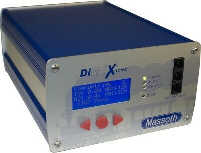 Massoth DiMAX 1210Z Digitalzentrale (12A), Spur G