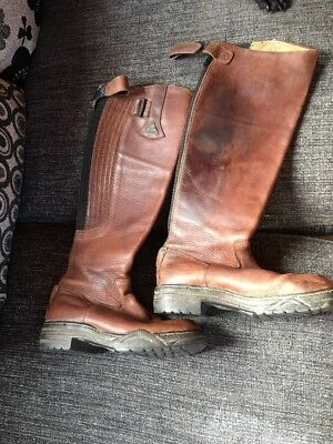 Mountain Horse Riding Boots 61/2