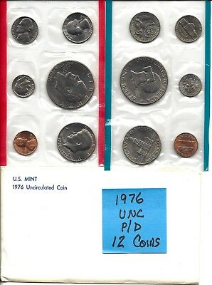Pick And Choose:  Uncirculated Mint Sets 1976-81, 1984-85, 1987-88 (One Or More)