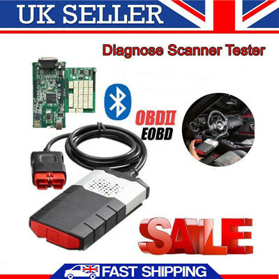 VCI OBD2 New Diagnostic Tool Scanning Apparatus For Delphi Software For Car MB