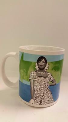 "Retro Humor ""If You Think I'm A Bitch,You Should Meet My Mother"" Coffee Mug 12oz"