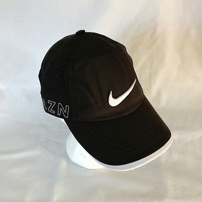 NEW 2017 Tour Issue Nike Stay Cool Perforated Hat Vapor RZN Adjustable Black 3d75a8f8aa5