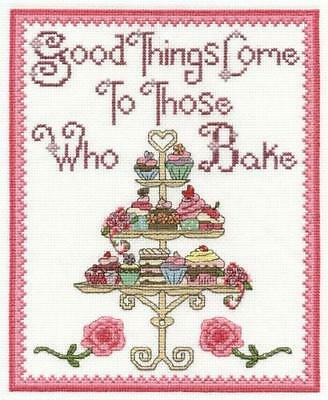 Cross Stitch Kit Come with me 19-09 art bunny