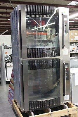 BKI Commercial Rotisserie Double 80 Bird Electric Oven  M#VGG16