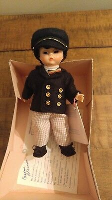 """Madame Alexander Little Women Doll """"LAURIE"""" - NEW IN BOX"""
