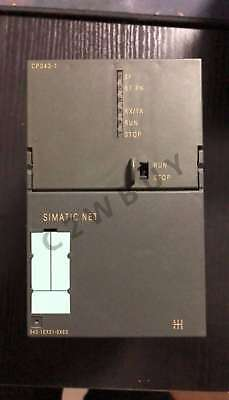 One Used Siemens 6Gk7343-1Ex21-0Xe0