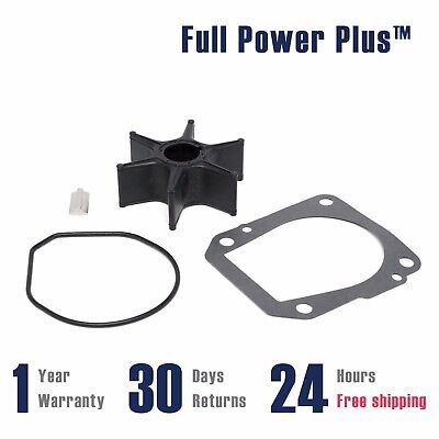 Water Pump Impeller Repair Kit for Honda Outboard 115D/135A/150A 06192-ZY6-000