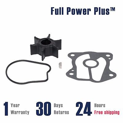 Water Pump Impeller Repair Kit for Honda Outboard BF20A/25D/30D 06192-ZV7-000