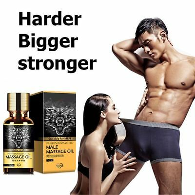 Men 10ml Lanthome Chinese Herbal Enlarge Massage Oil Enlargement Permanent Hot