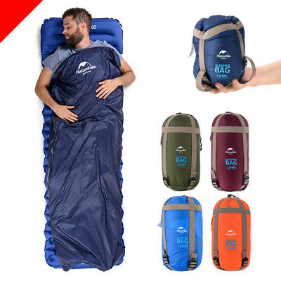 Portable Ultra-light Outdoor Envelope Sleeping Bag for Camping Travel Hiking