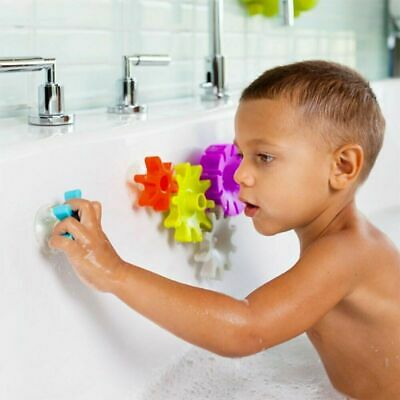 NEW Boon Cogs Water Gears Bath Toy