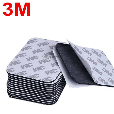 3M 9080 EVA Double Sided Adhesive foam tape sticky pads black (61mm*78mm*1.6mm )