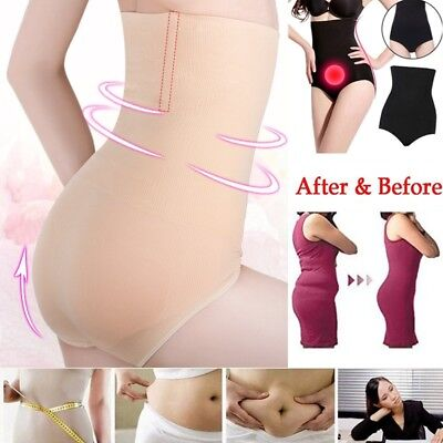Women body Shaper Control Slim Tummy Corset High Waist Panty Shapewear Underwear