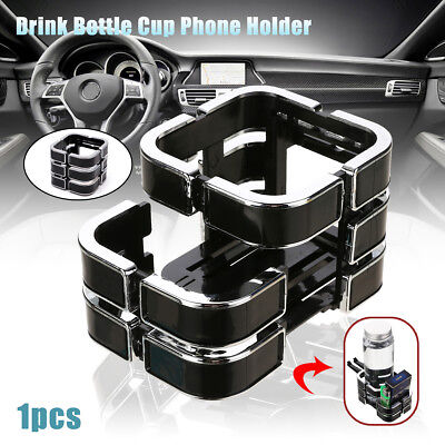 Universal Auto Car Air Vent Mount Beverage Drink Cup Bottle Can Holder Stand