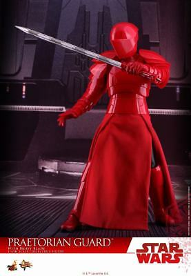 Hot Toys PRAETORIAN GUARD with Heavy Blade MMS453 1/6 Star Wars -The Last Jedi